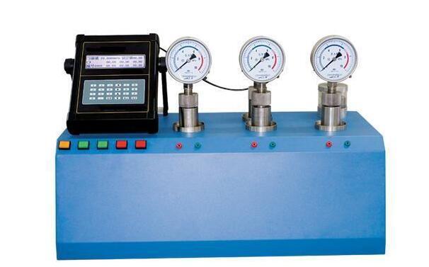 YDT-Q电动气压压力校验台