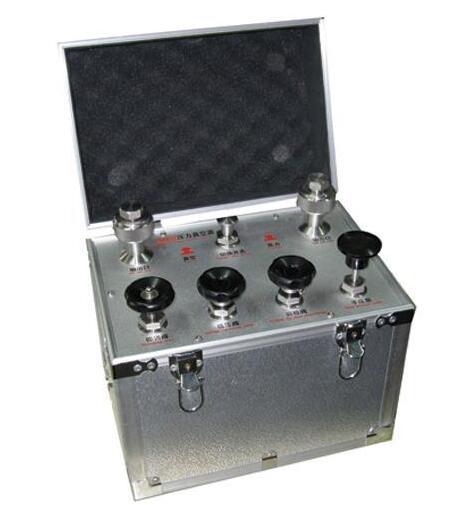 YLJ-DX压力真空校验台