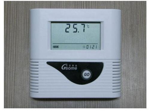 单点温度记录仪W110