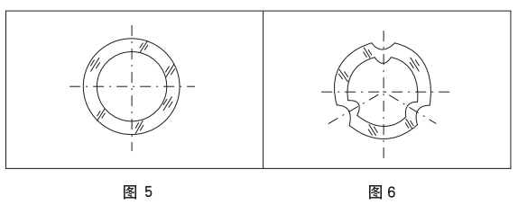 轉子流量計內部的錐管構造
