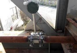 工业过程应用中的蒸汽流量计直接测量