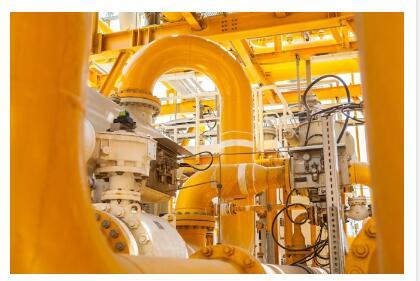 使用测量流量的蒸汽流量计计算气体消耗量的方案