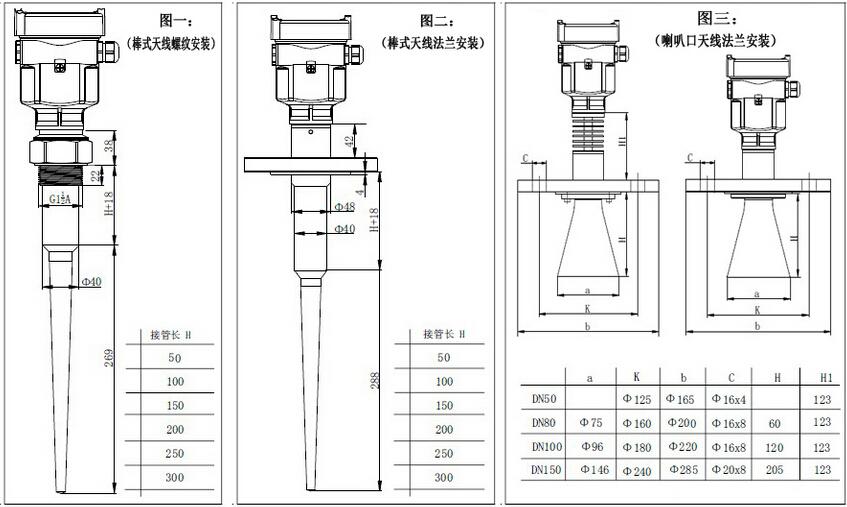 料位器接线原理图