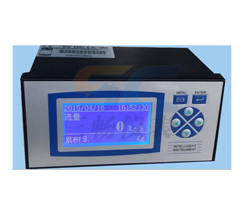 液晶型流量积算仪