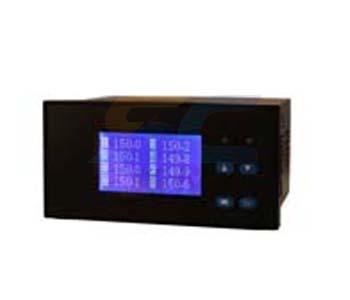 八通道液晶显示调节仪