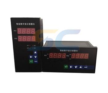 XMBA-9000智能双输入显示调节仪