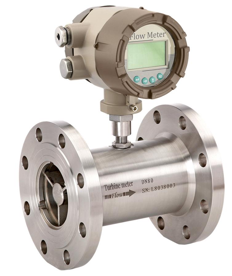 排气型涡轮流量计与传统式涡轮流量